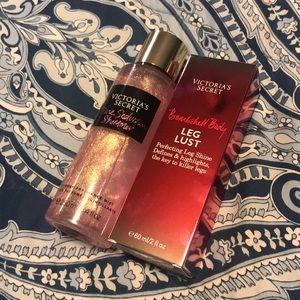 Victoria's Secret Leg Lust and Shimmer Spray